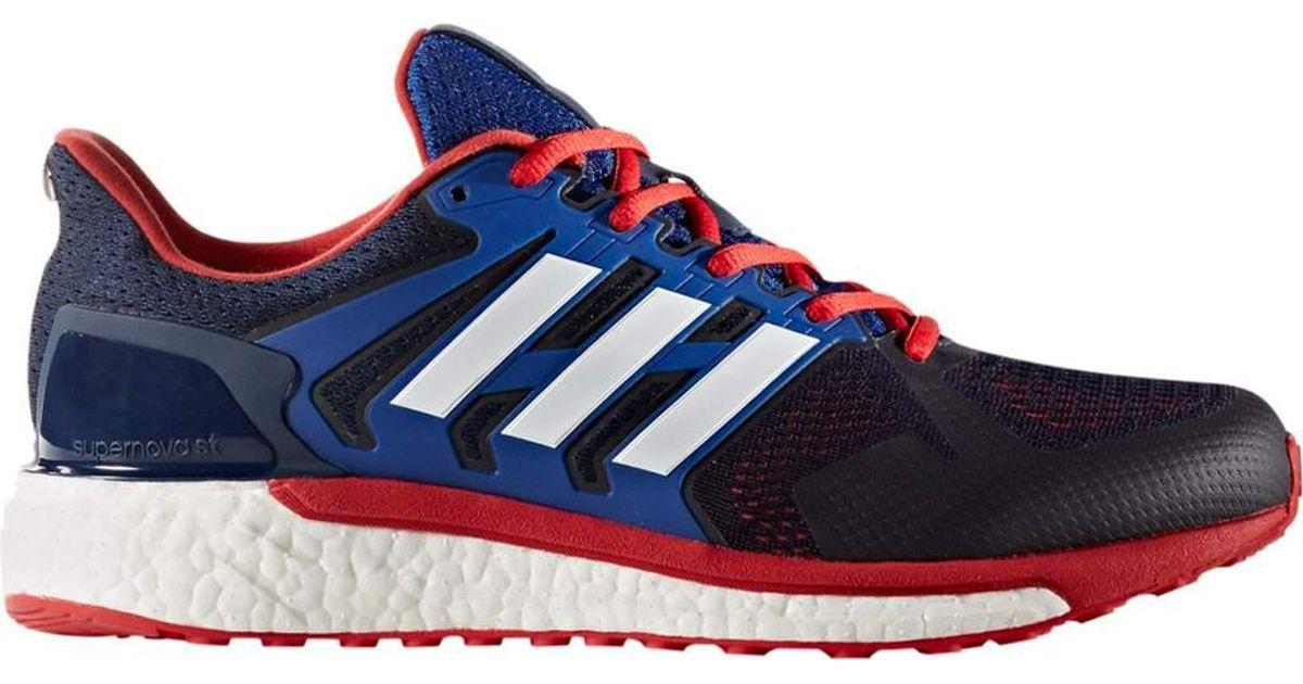 best value 675ad 87995 Lyst - Adidas Supernova St Running Shoe in Blue for Men
