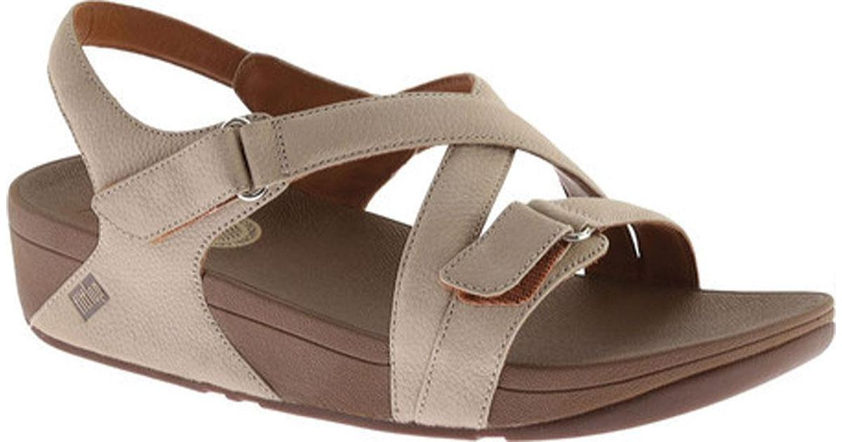 9095038ae46 Lyst - Fitflop The Skinny Sandal Backstrap