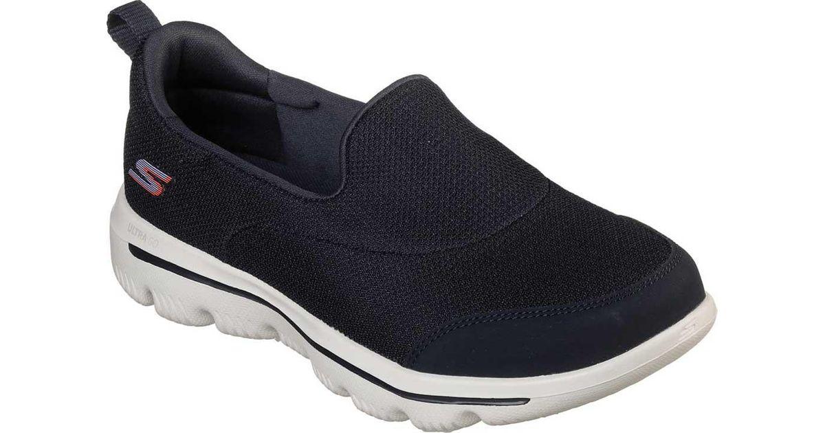 1b07992cdf9e5 Skechers Gowalk Evolution Ultra Reach Slip-on Shoe in Blue - Lyst