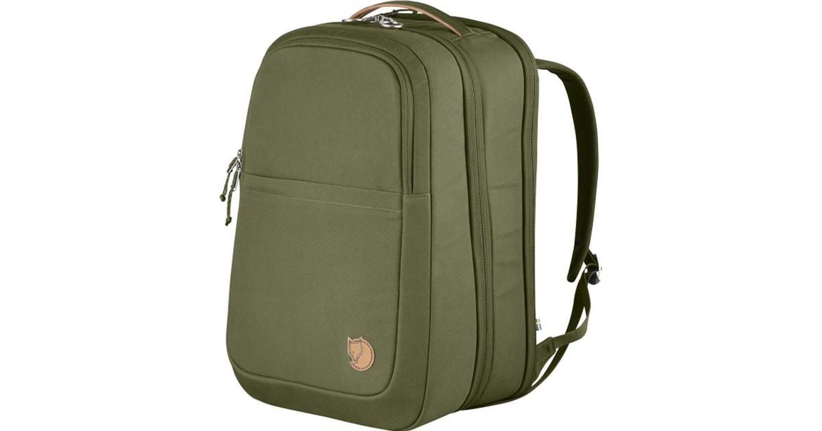 b6097d82f839 Lyst - Fjallraven Travel Pack (green) Bags in Green for Men - Save  0.44444444444444287%