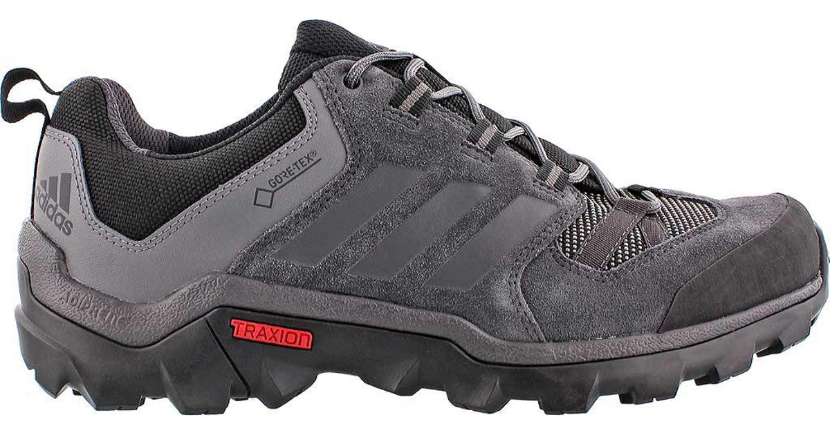 online store 5a70d 8fc0f Lyst - adidas Caprock Gore-tex Hiking Shoe in Black for Men