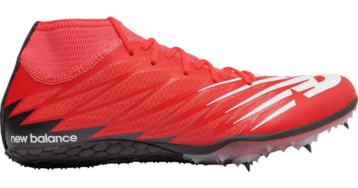 info for 8397d 5d87f New Balance Sd100v2 Sprint Spike in Red for Men - Lyst