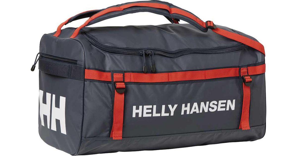 c4f893d733 Lyst - Helly Hansen New Classic Duffel Bag 90l in Blue for Men