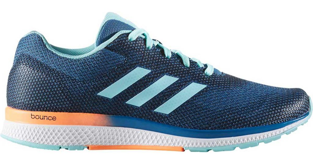 d47ee2386a67 Lyst - adidas Mana Bounce 2 Aramis Running Shoe in Blue for Men
