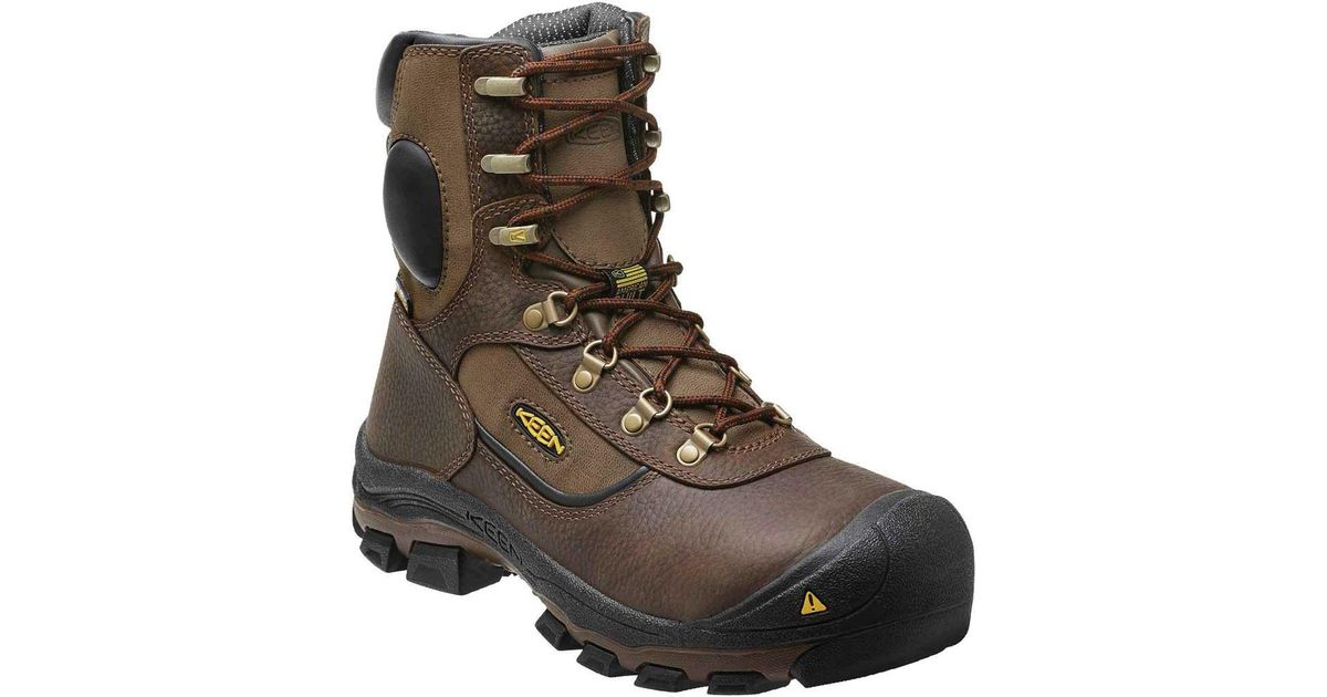 0952c336c1e Keen Utility - Brown Leavenworth 8
