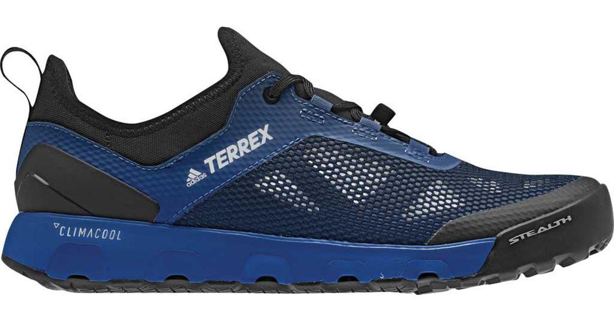 Lyst - adidas Terrex Climacool Voyager Aqua Water Shoe in Blue for Men 0c5e8c58c