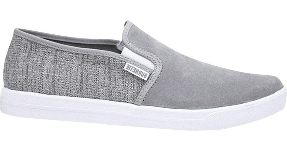 7a6a68d32bc23 Burnetie - Gray Skid X Sneaker 549181 for Men - Lyst