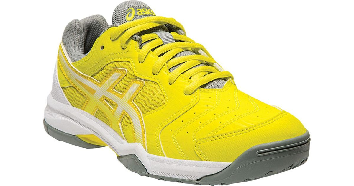 9dce241d0264 Asics Gel-dedicate 6 Tennis Shoe in Yellow - Lyst