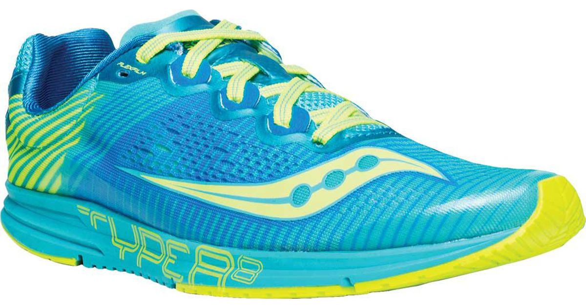 360f9bb9 Saucony Type A8 Running Shoe in Blue - Lyst