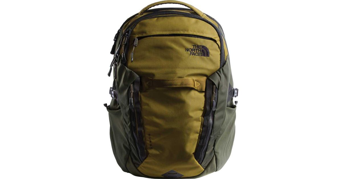 14ad1a423 The North Face Green Router Backpack for men