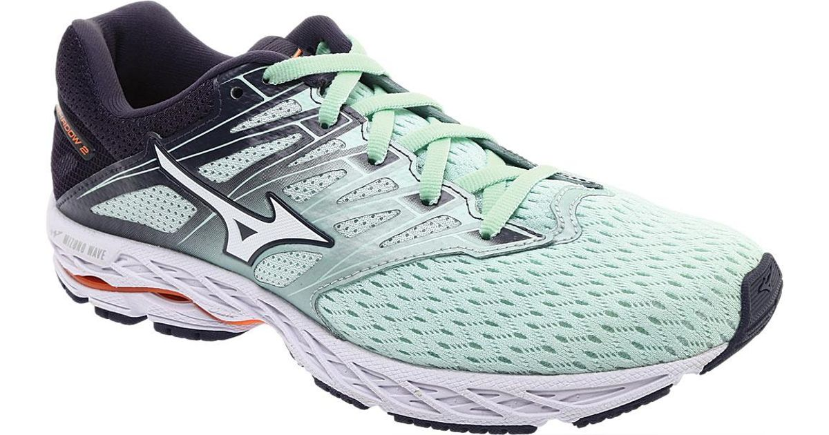 the latest 4223d cbbe6 Mizuno - Multicolor Wave Shadow 2 Running Shoe - Lyst
