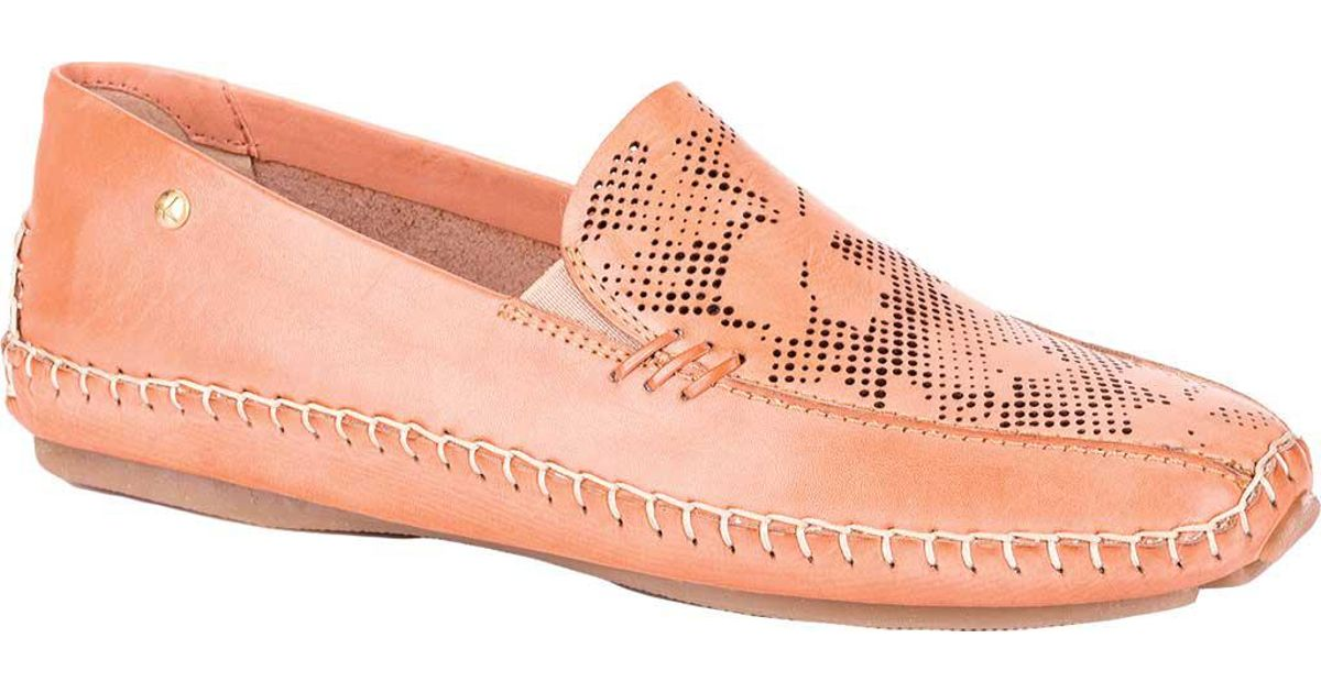 4c7418ca27b Lyst - Pikolinos Jerez Loafer 578-3685 in Pink