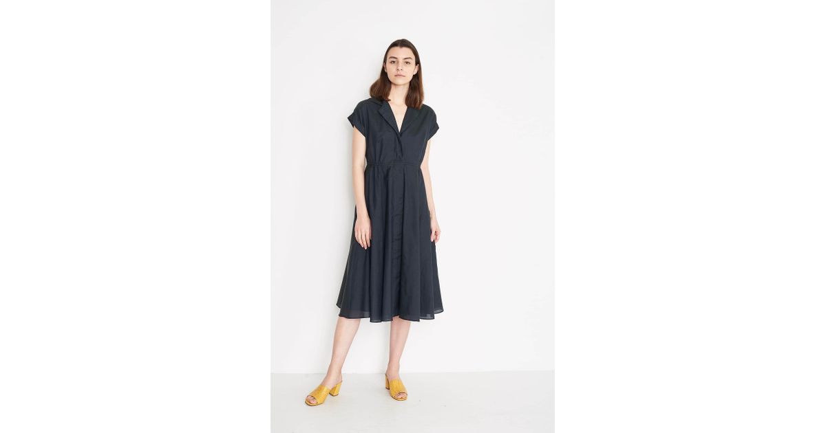 4ccafeafef0 Lyst - Nikki Chasin Rally Dress in Blue