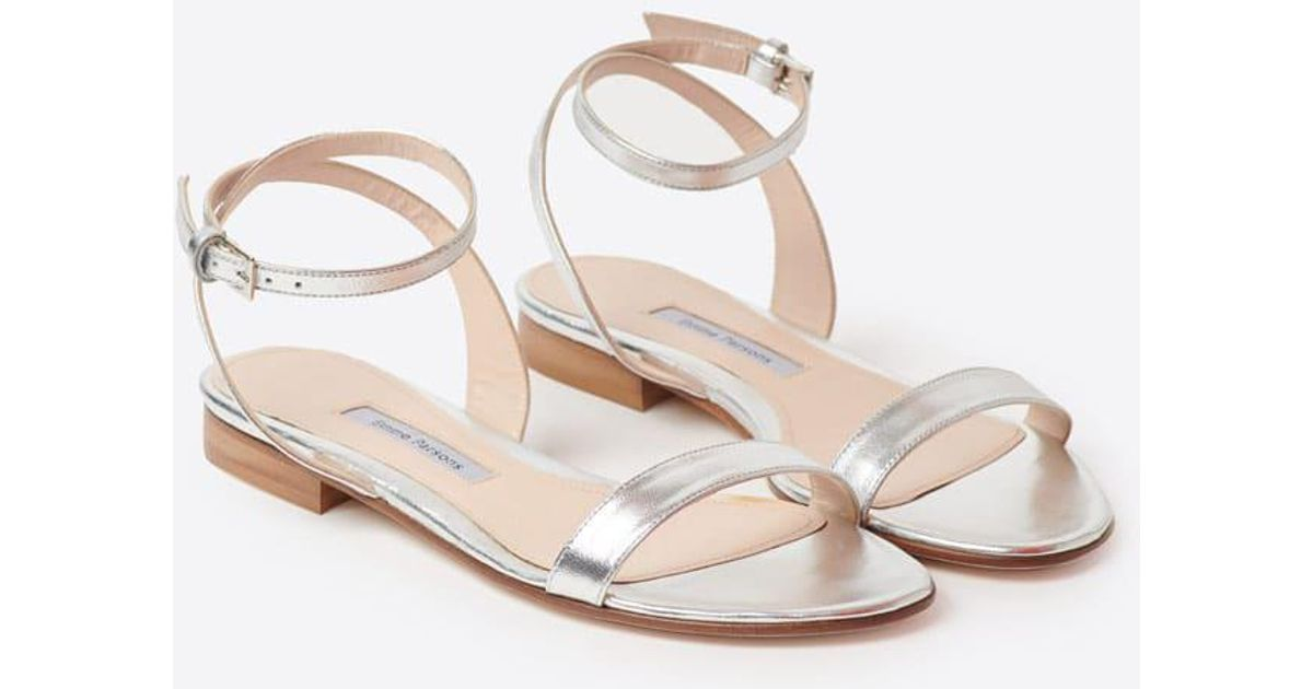 419c2e517df9 Lyst - Emme Parsons One Sandal in Metallic