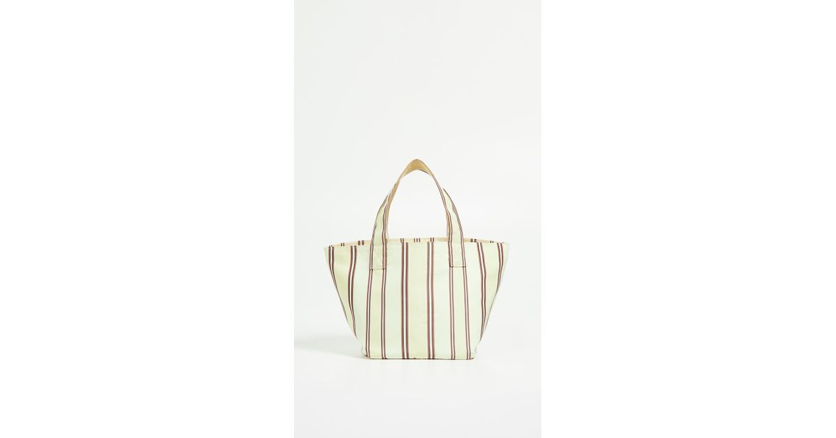 73cdcce37e Lyst - Trademark Stripe Small Grocery Tote