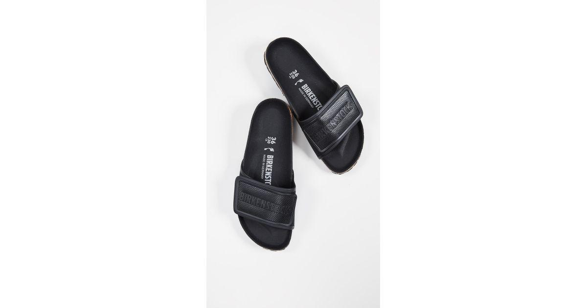 705f5db857e Lyst - Birkenstock Tema Sandals in Black