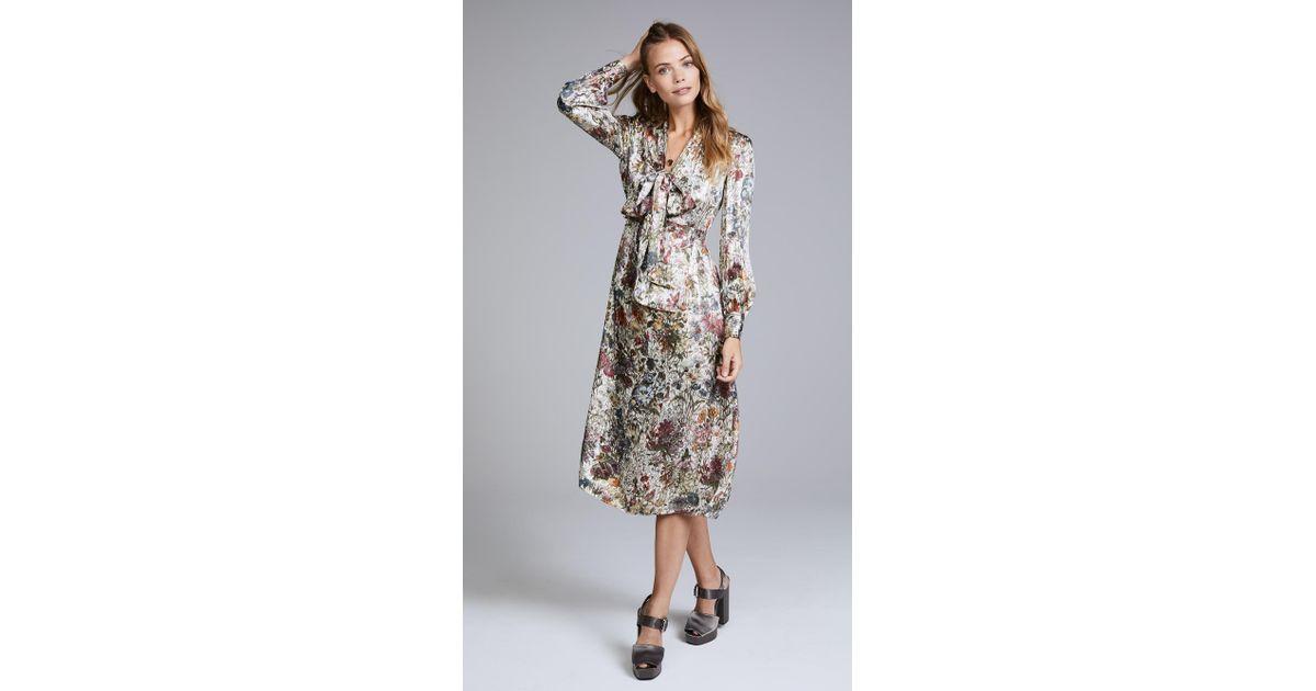 9b045e5400c Lyst - Tory Burch Vanessa Dress