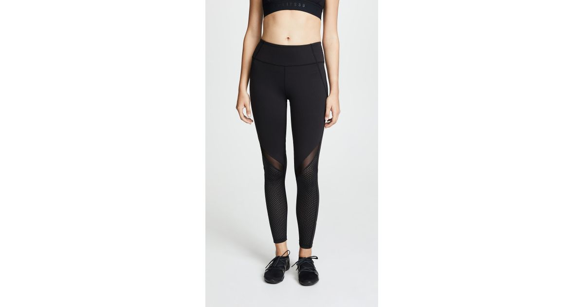 d84733b81c9 Splits59 Jordan Tight Leggings in Black - Lyst