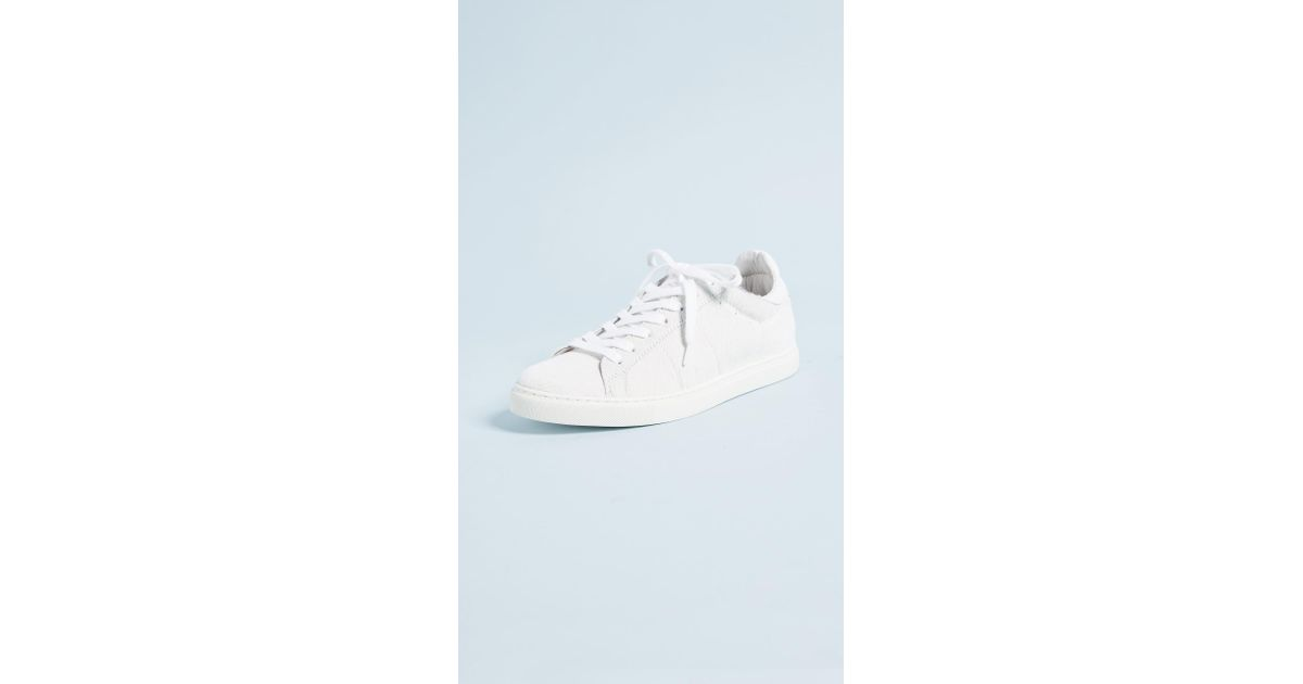 4ace920e6dc32c Lyst - IRO Pony Sneakers in White