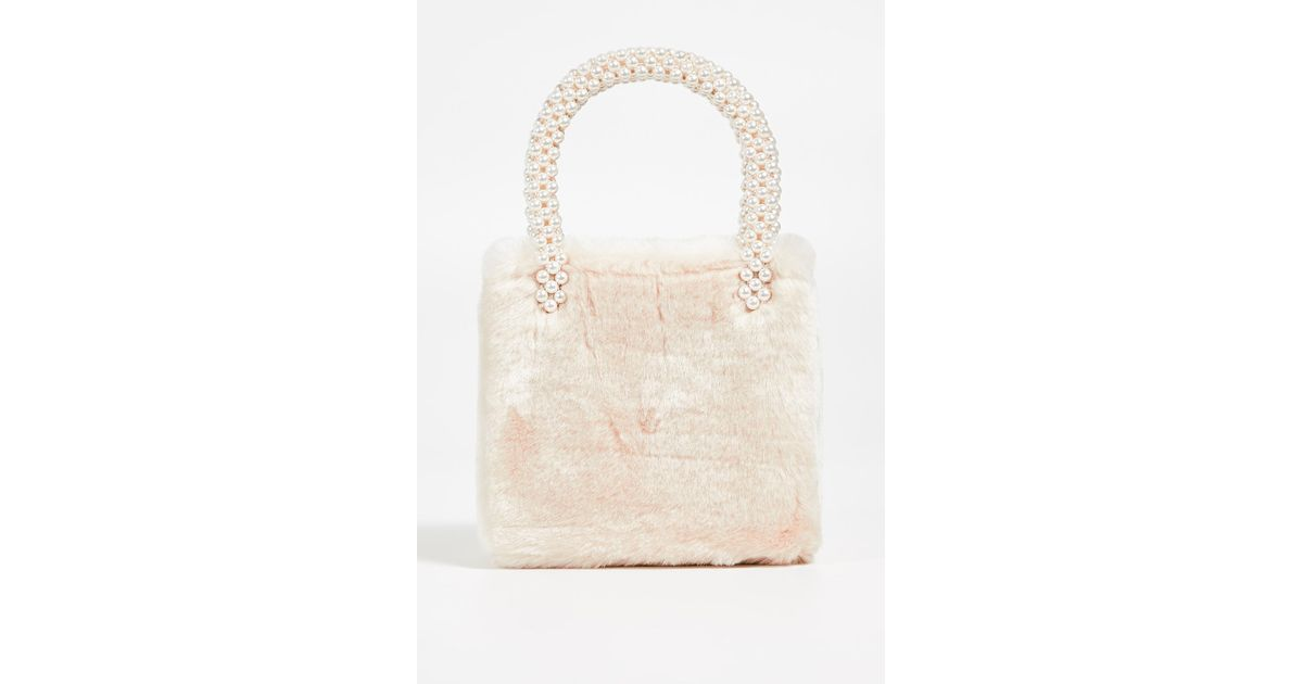 Shrimps Una Bag in Natural - Lyst b7de9c404057c