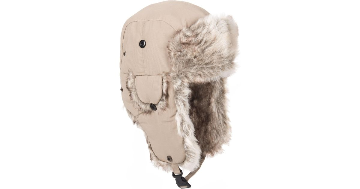 4c1780d4fe9 Lyst - Woolrich Faux-fur Trapper Hat (for Men) for Men