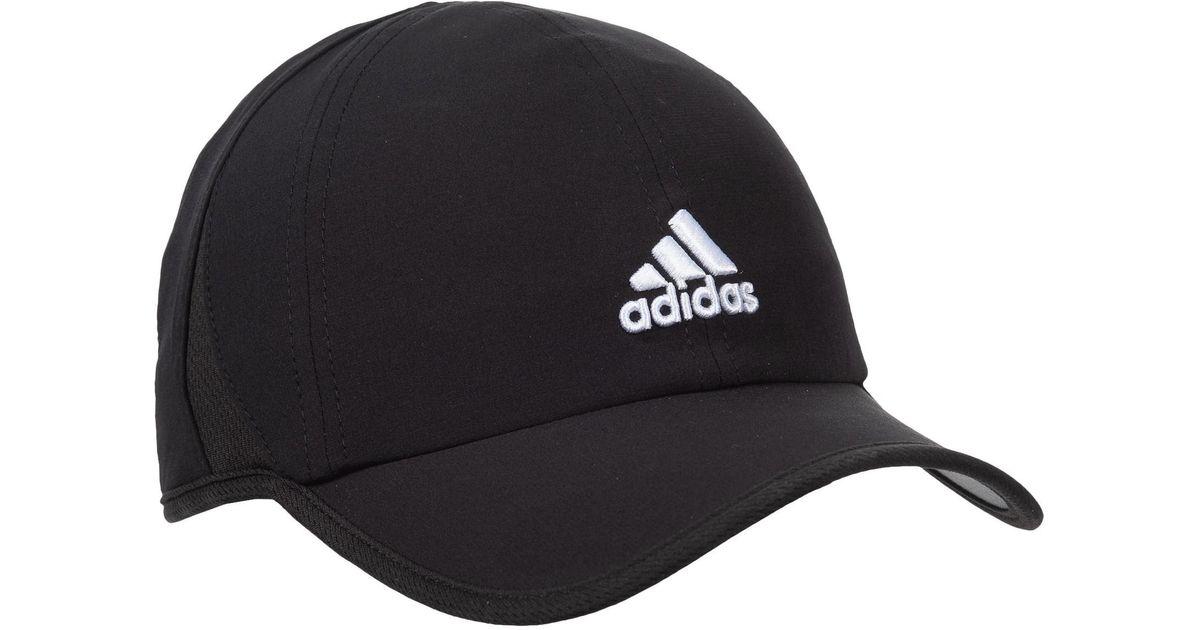 Lyst - Adidas Adizero Ii Baseball Cap in Black for Men cf08ae3fd9e