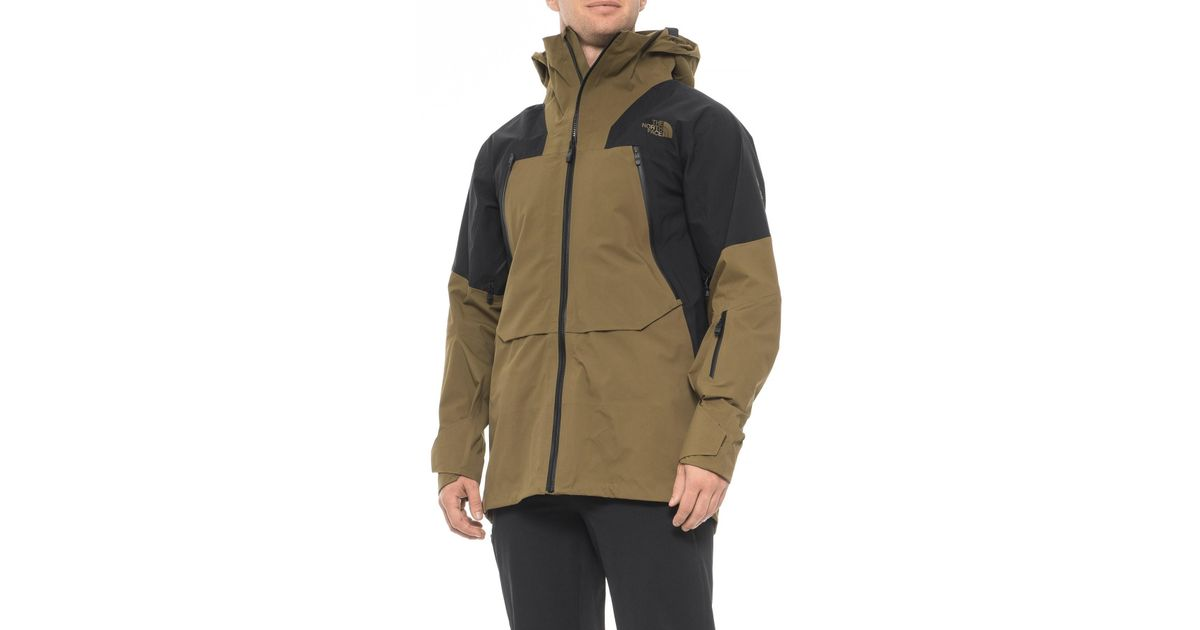 640cc85362a9 Lyst - The North Face Purist Triclimate® Gore-tex®jacket in Green for Men