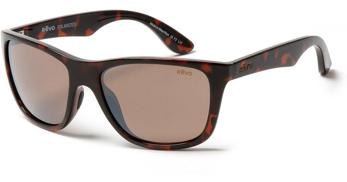 a61c792254 Lyst - Revo Otis Sunglasses in Brown for Men