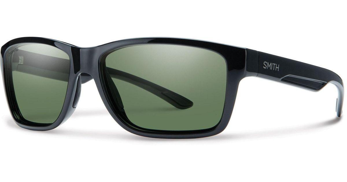 2713a7e6d0 Lyst - Smith Optics Wolcott Sunglasses in Green for Men