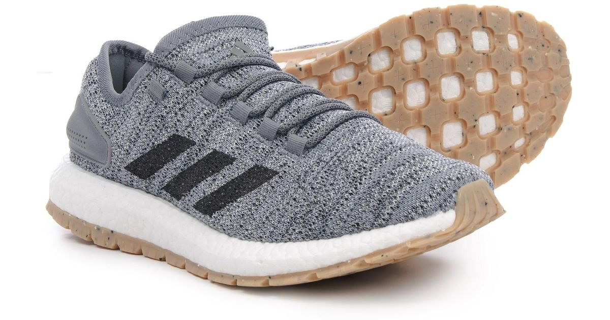 9343c7490 Lyst - adidas Pureboost All Terrain Trail Running Shoes (for Men) in Gray  for Men