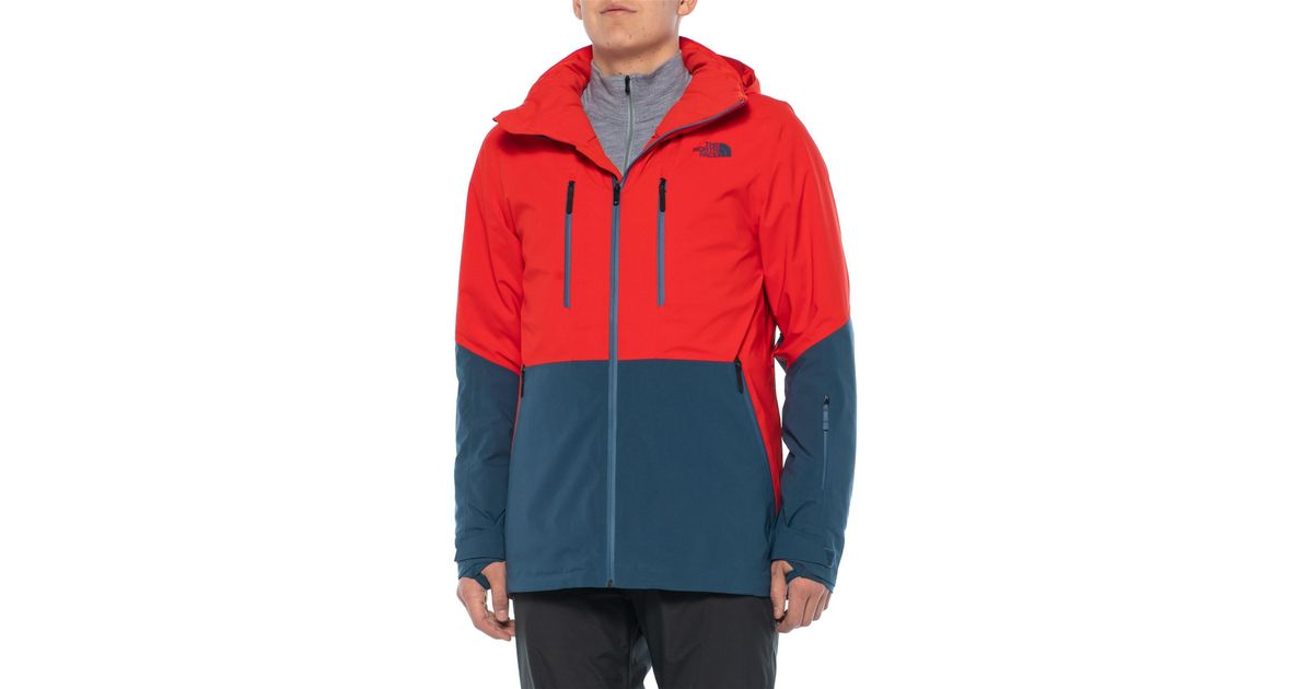 d1754e98ce8d Lyst - The North Face Anonym Gore-tex® Ski Jacket in Red for Men