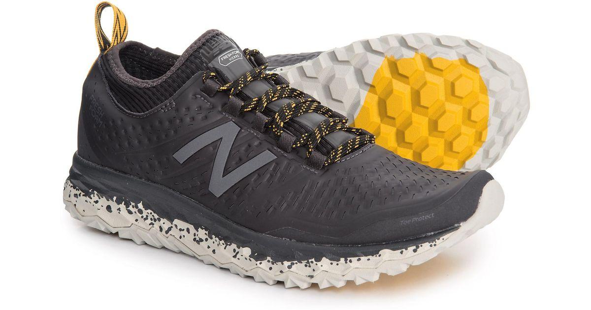 New Balance Synthetic Fresh Foam® Hierro V3 Trail Running
