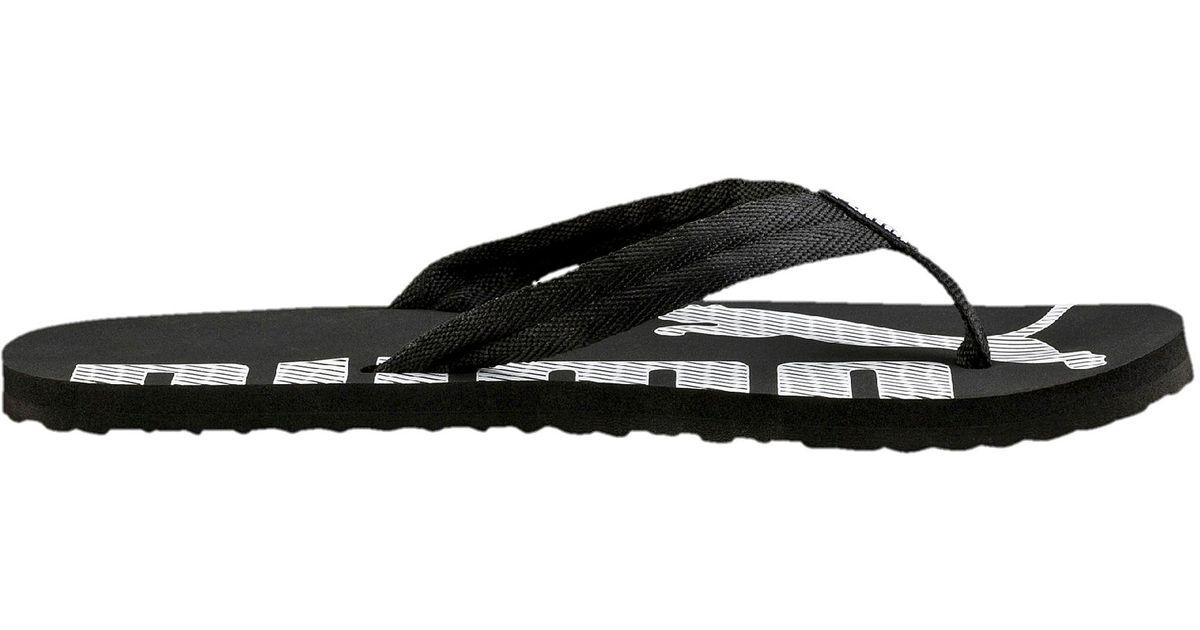 58d9d0d56 Lyst - Simply Be Puma Epic Flip Flop in Black for Men