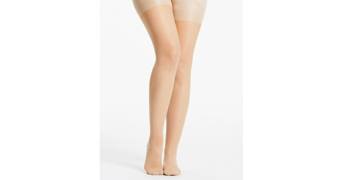 098885258b385 Lyst - Simply Be Magisculpt 20 Denier Natural Firm Control Pantyhose in  Natural