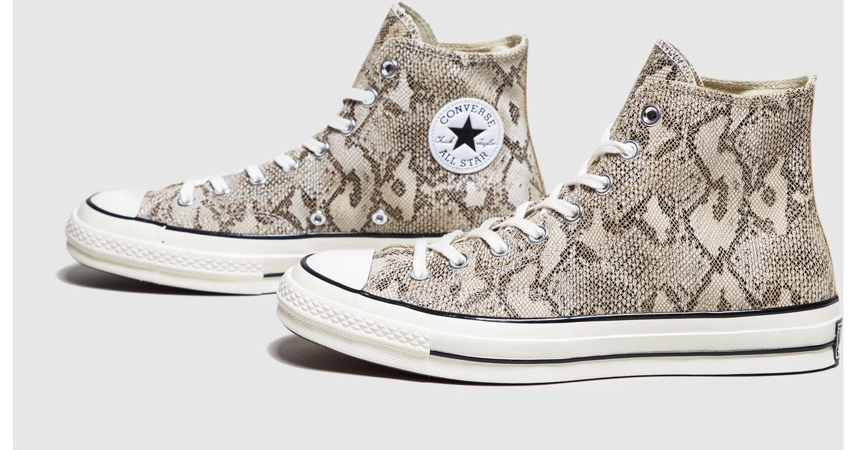 132484d77cfd Lyst - Converse All Star Hi 70 s  snakeskin  for Men