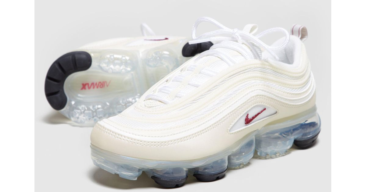 Lyst - Nike Air Vapormax 97 Women s in White cca42a650
