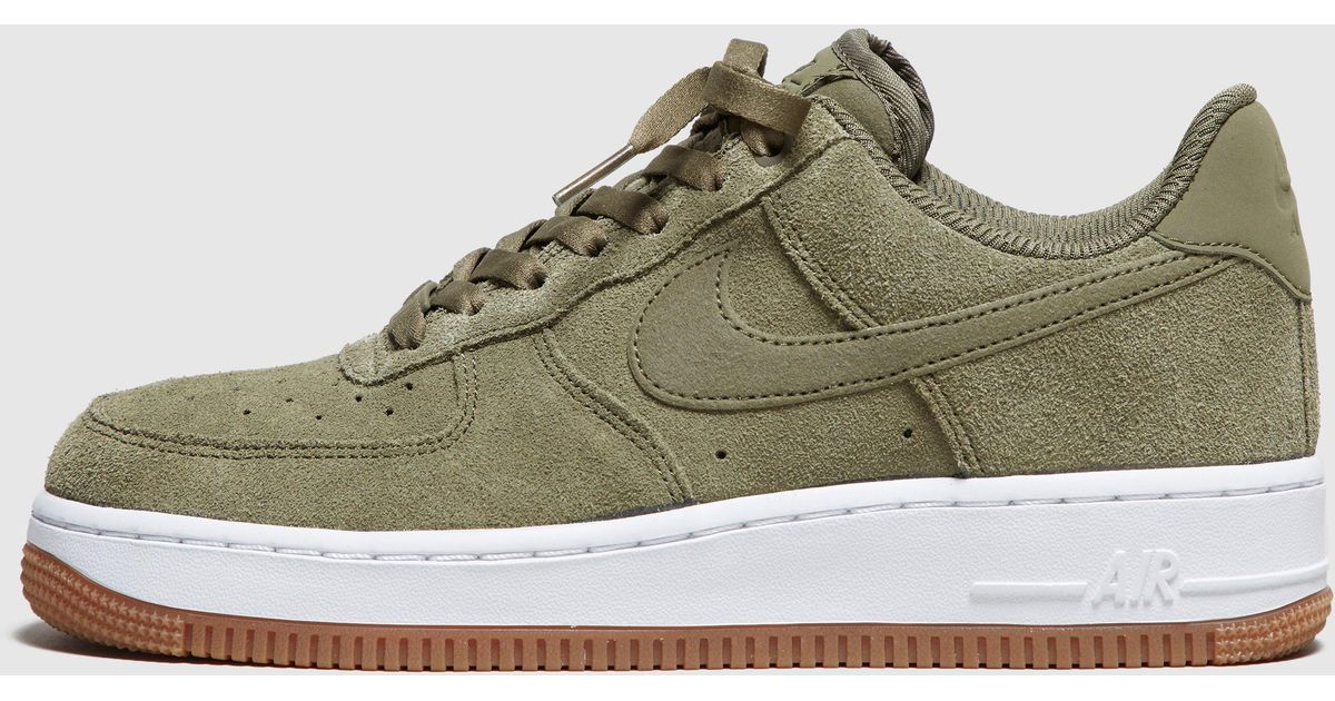 Nike Air Force 1 Suede Women s - Lyst 0f61a83045