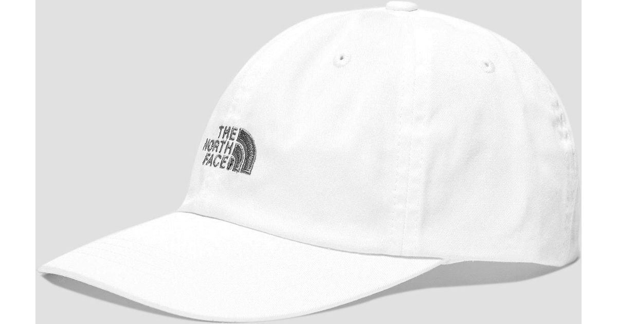 399d10097d2 Lyst - The North Face North Face Norm Cap in White for Men