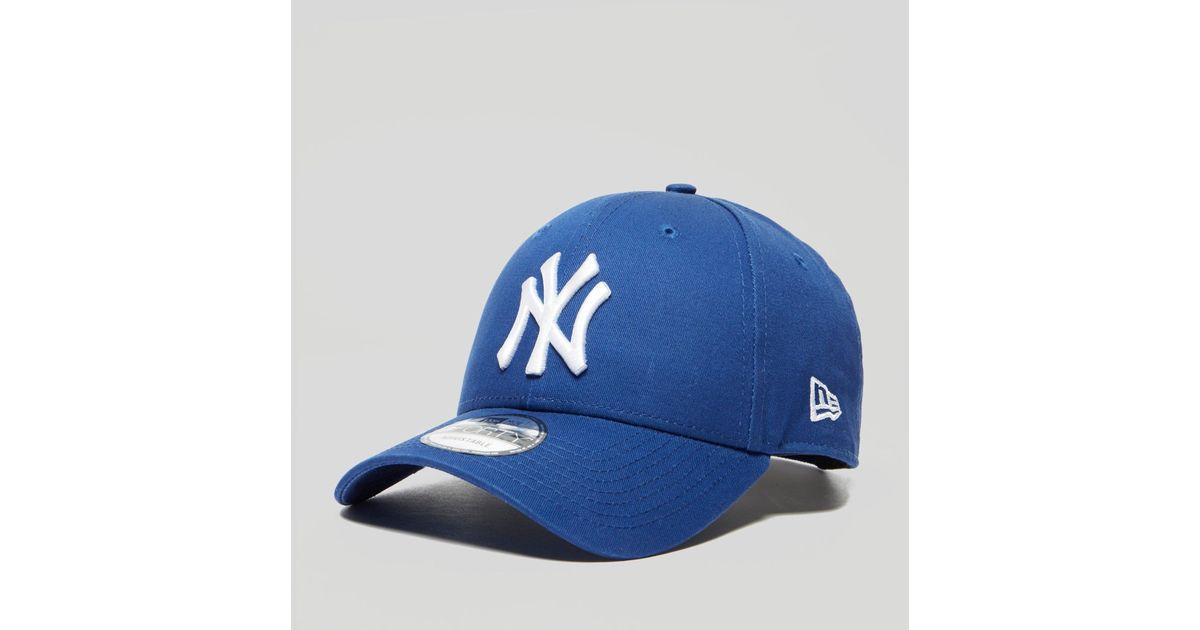6eff807be29 KTZ Mlb New York Yankees 9forty Cap in Blue - Lyst
