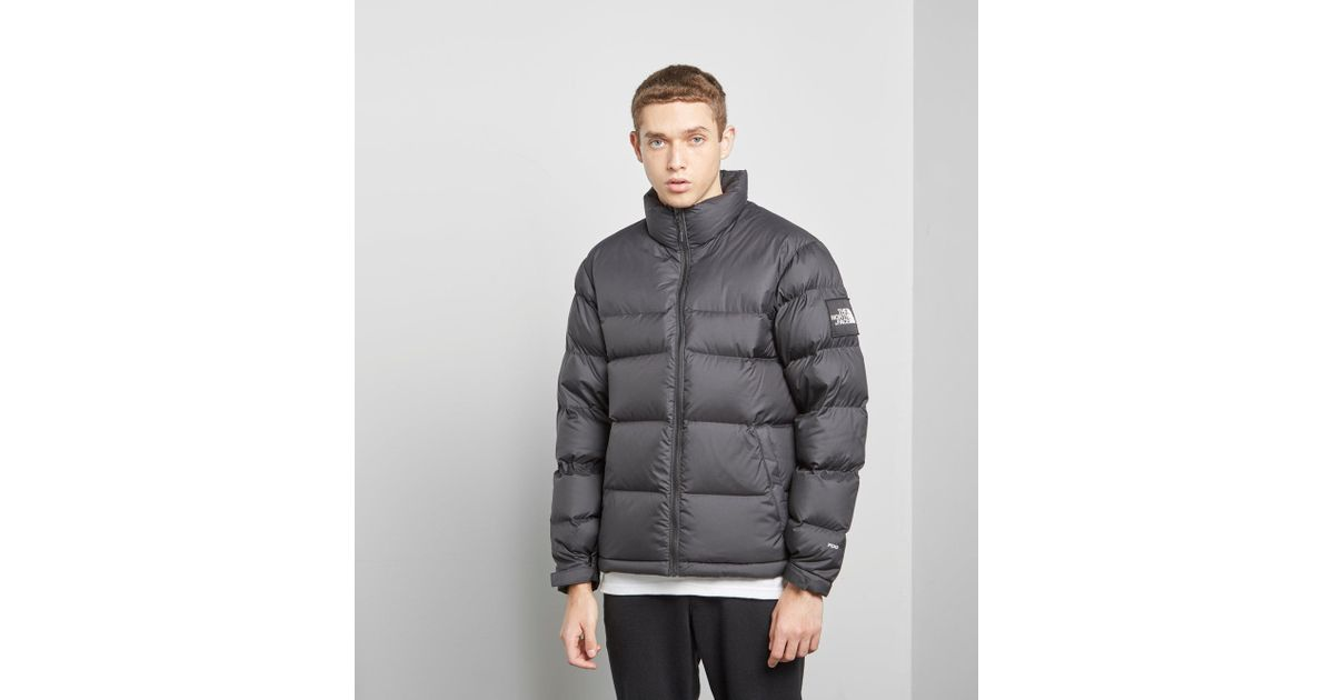 Lyst - The North Face 1992 Nuptse Jacket in Black for Men f63619992