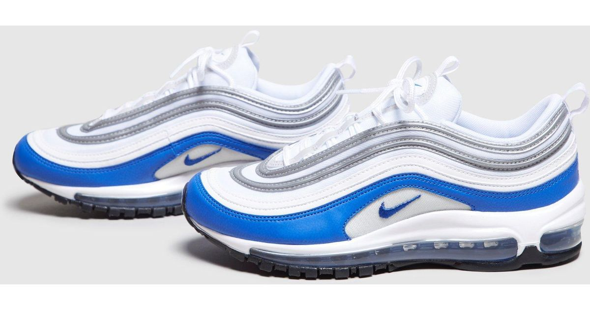 the best attitude f448c bc8c4 Nike Air Max 97 Og Women s in Blue - Lyst