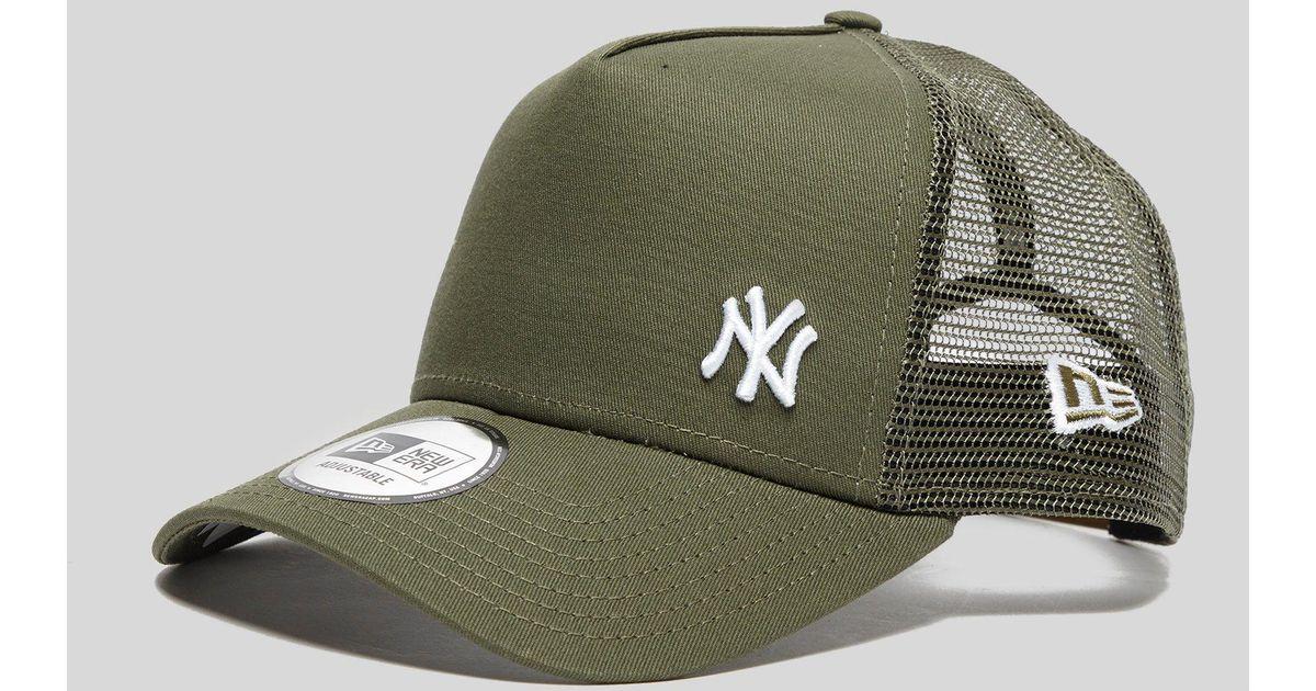 42602775b85 KTZ A Frame Trucker Cap - Size  Exclusive in Green for Men - Lyst