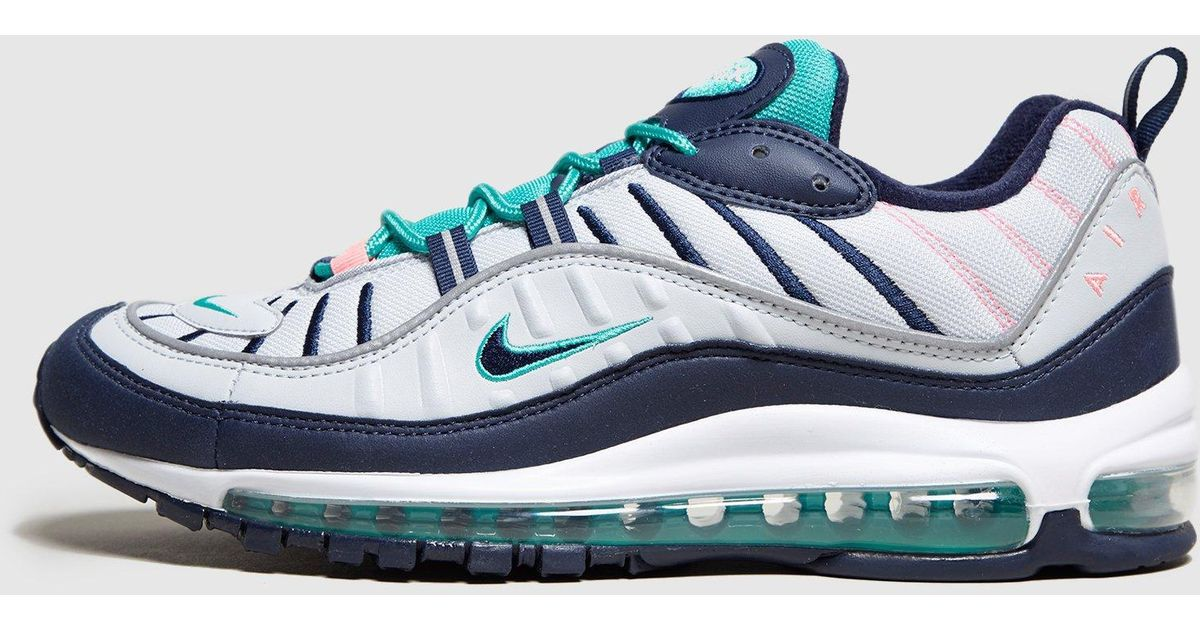 new style 7db1c 4bf2d Lyst - Nike Air Max 98 Se Anthracite for Men