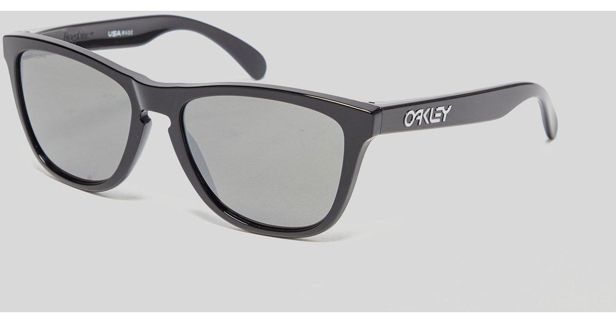 252a13deba0 Lyst - Oakley Frogskins Sunglasses in Black for Men