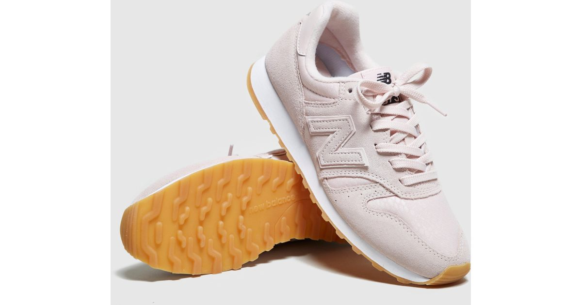 new balance 373 womens beige