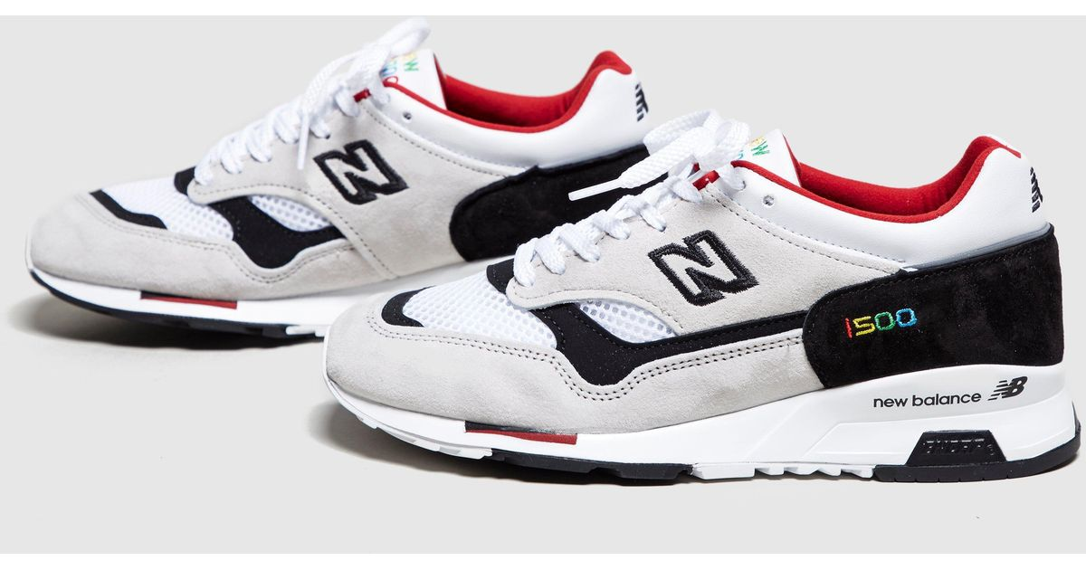 New Balance 1500  made In England  Women s in White - Lyst 4b16142eb