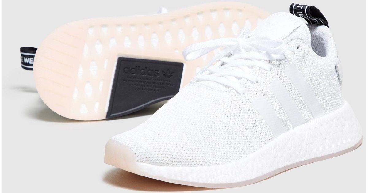 ForOffice | adidas nmd r2 womens white