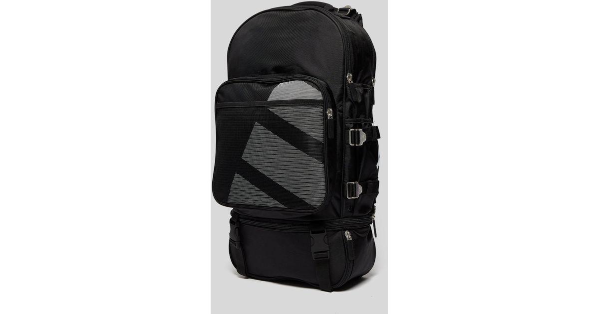 da8b495079cf adidas Eqt Street Backpack in Black for Men - Lyst