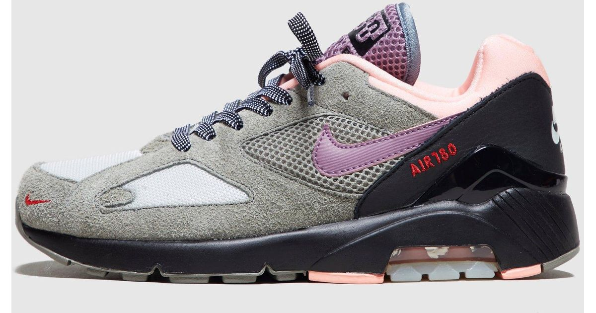 893f256ae75 Lyst - Nike Air Max 180 Dusk To Dawn Women s - Size  Exclusive in Gray