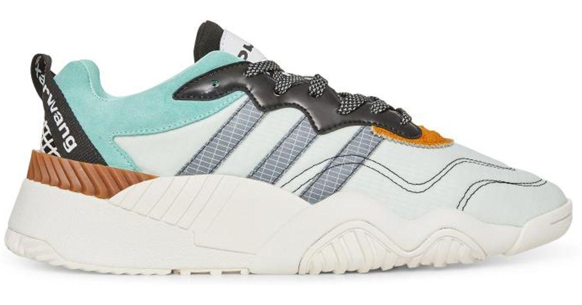 best sneakers debc9 1eb18 Lyst - adidas Originals Alexander Wang Turnout Trainer Sneak